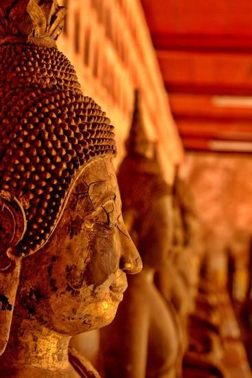 Sisaket Temple, Vientiane, Lao by leananiemand