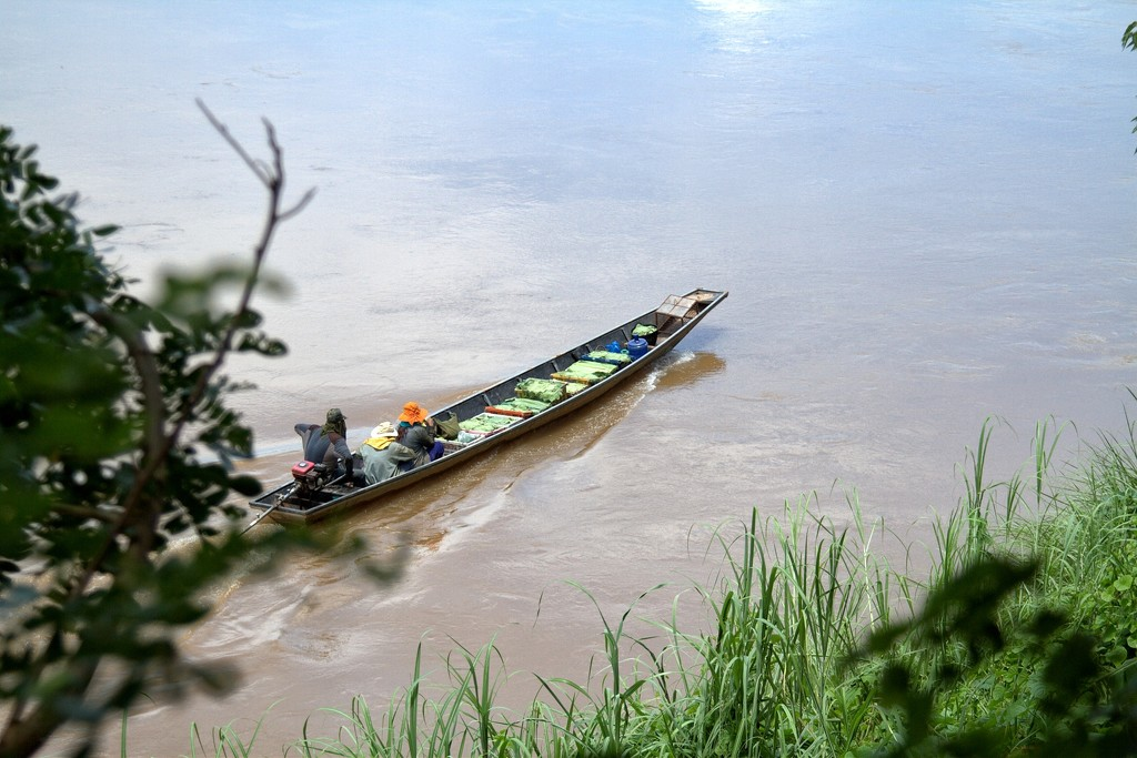 The Mekong River by leananiemand