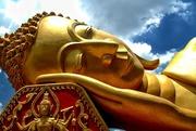 16th May 2018 - The reclining Budhha.