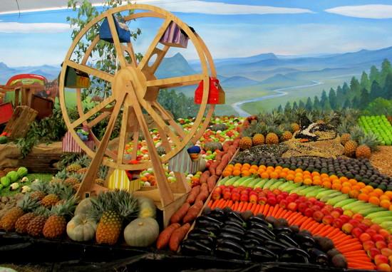 Sunshine Coast (Queensland Australia) Agricultural show by 777margo