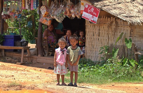 Lao Kids by leananiemand