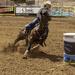 NM High School Rodeo Association -  barrel racing
