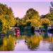 The Grand Union Canal,Bugbrooke