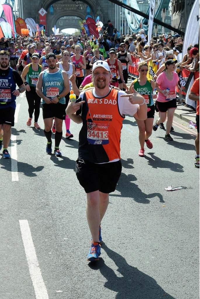 London Marathon  by edpartridge