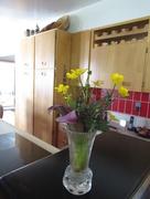 16th Jun 2018 - Flowers to brighten up the kitchen