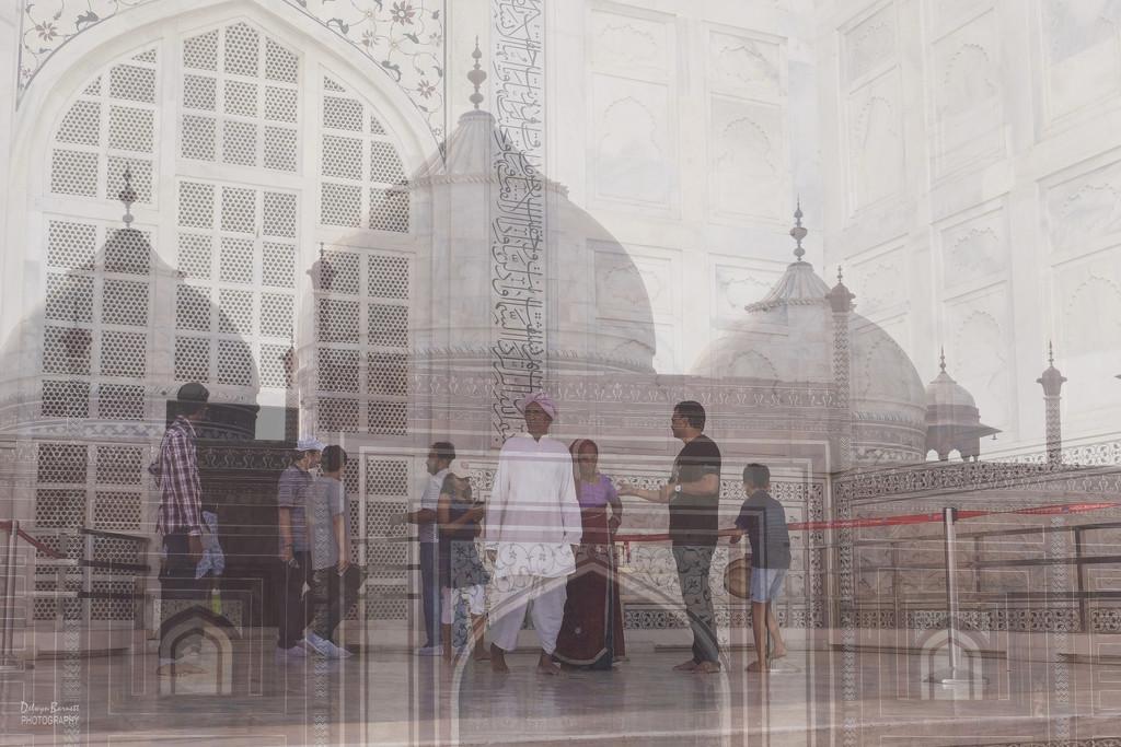 Taj Mahal by dkbarnett