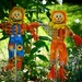 Little Scarecrows
