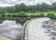16th Jun 2018 - Weir Chatsworth