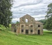 15th Jun 2018 - Chatsworth riverside ruin