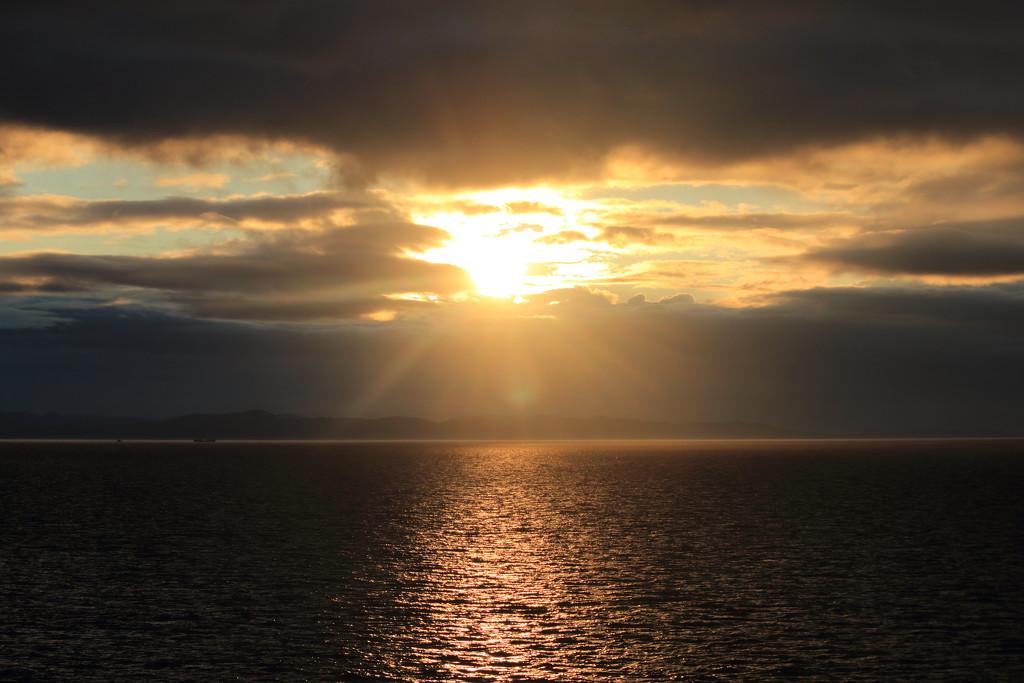 Sail Away by copperheadglass