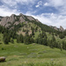 Boulder Flatiron mountains