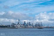 18th Jun 2018 - Auckland City Skyline