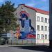 Mural in Pori, Finland