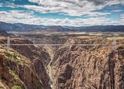 17th Jun 2018 - Spanning The Royal Gorge