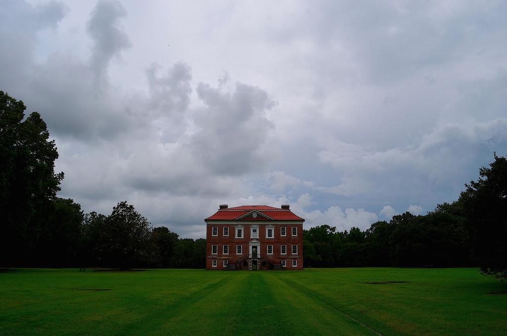 Drayton Hall, Charleston, SC by congaree