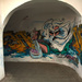 graffitti tunnel
