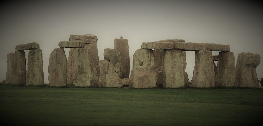 Stonehenge by Dawn