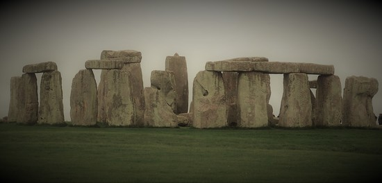 Stonehenge by Dawn