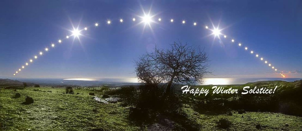 Shortest Day of the Year by mozette