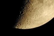 19th Jun 2018 - Moon Craters