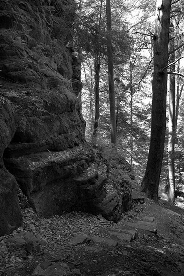 Hocking Hills State Park, OH by lsquared