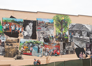 21st Jun 2018 - Woodstock Mural