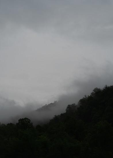 Rainy day in West Virginia by randystreat