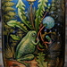 Lacquered Frog Box