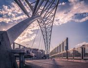 22nd Jun 2018 - Cross Over Bridge