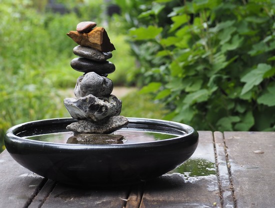 Balance some stones by jacqbb