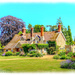 An English Country Home And Garden