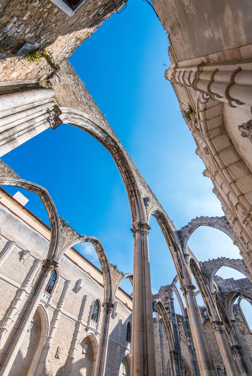 Carmo Convent by kwind
