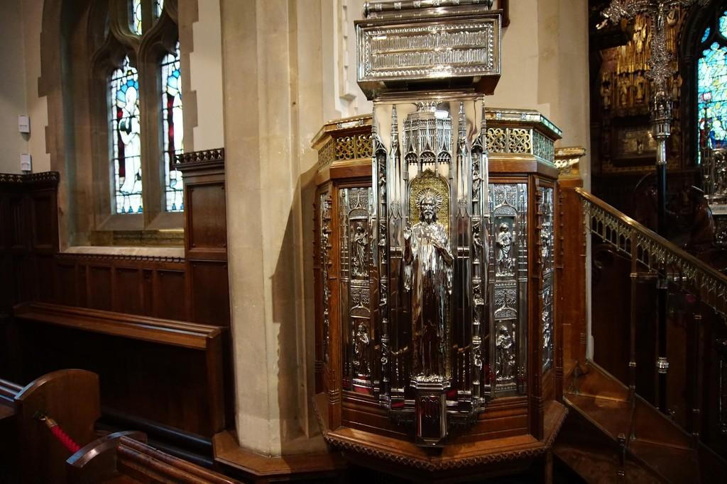 the pulpit... by quietpurplehaze