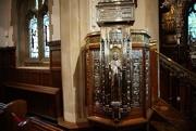 24th Jun 2018 - the pulpit...
