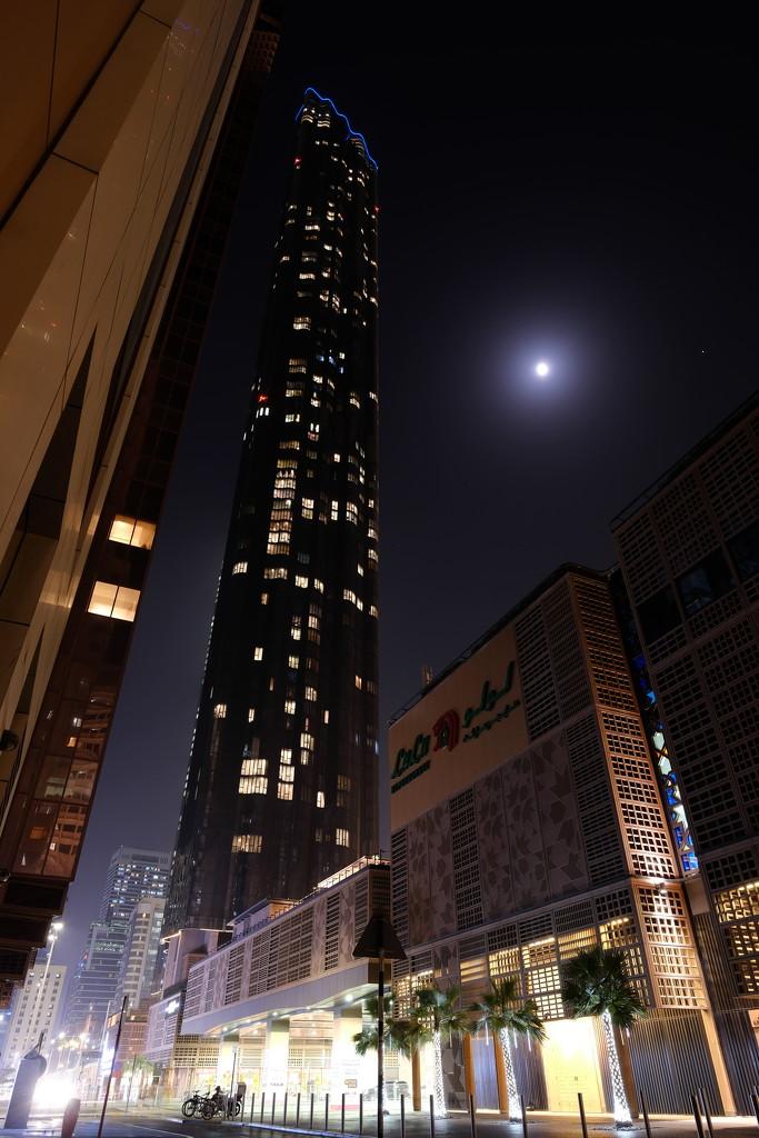 World Trade Center, Abu Dhabi by stefanotrezzi