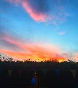 23rd Jun 2018 - Barbecue Sunset