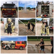 25th Jun 2018 - fire day at work