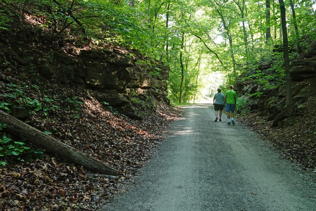 The MKT Trail by milaniet