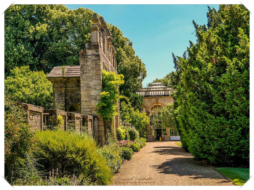 The Orangery,Castle Ashby Gardens by carolmw