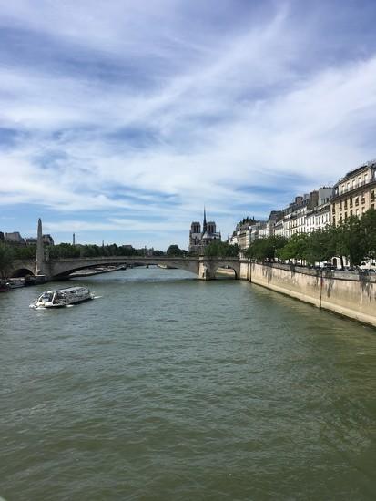La Seine by anotherhouseblog