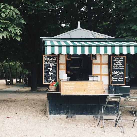 Jardin du Louxembourg by anotherhouseblog
