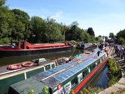 26th Jun 2018 - Old and new Barges