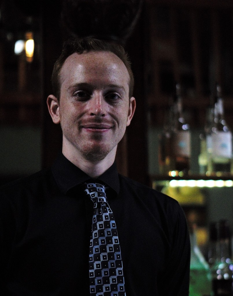 Hey, Bartender by granagringa