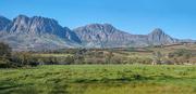 27th Jun 2018 - Hottentots Holland mountain range