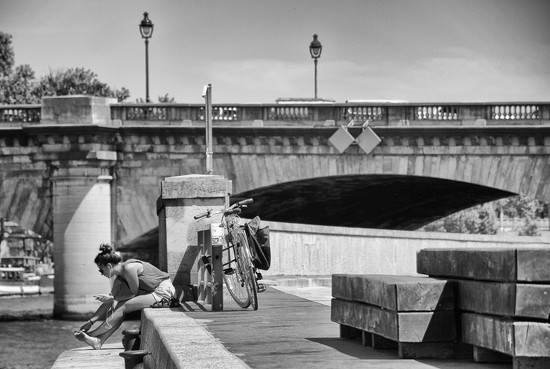 Riverside Rest by jamibann