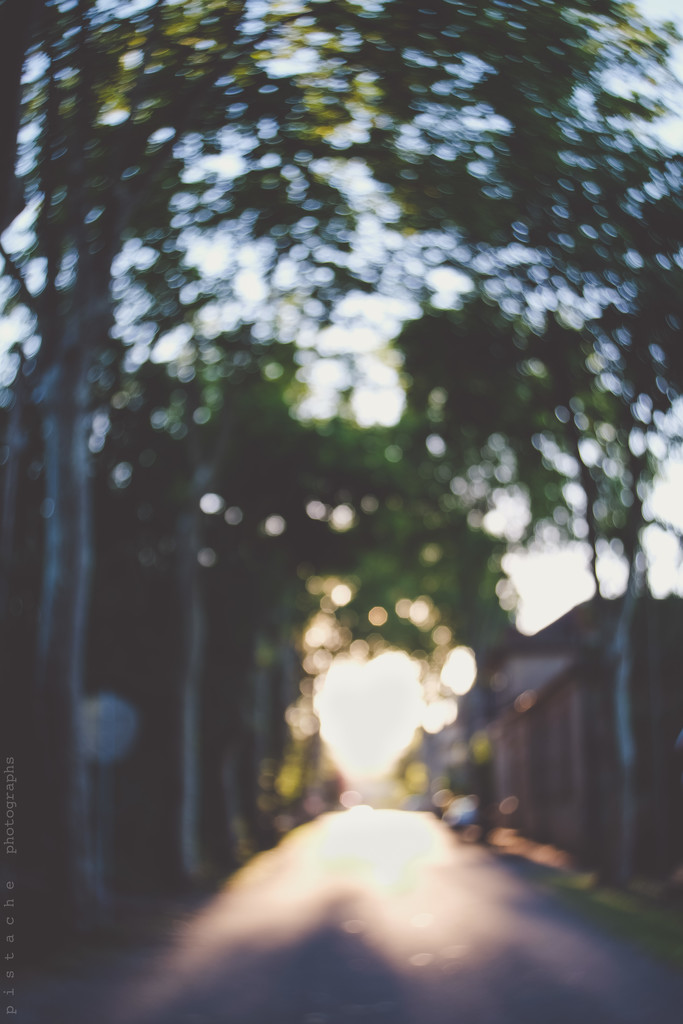towards the heart of the village by pistache