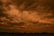 26th Jun 2018 - Mammatus Clouds
