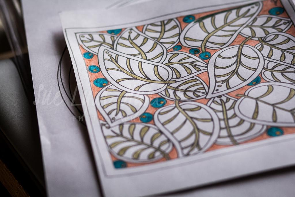 Mandala Incomplete by mamazuzi