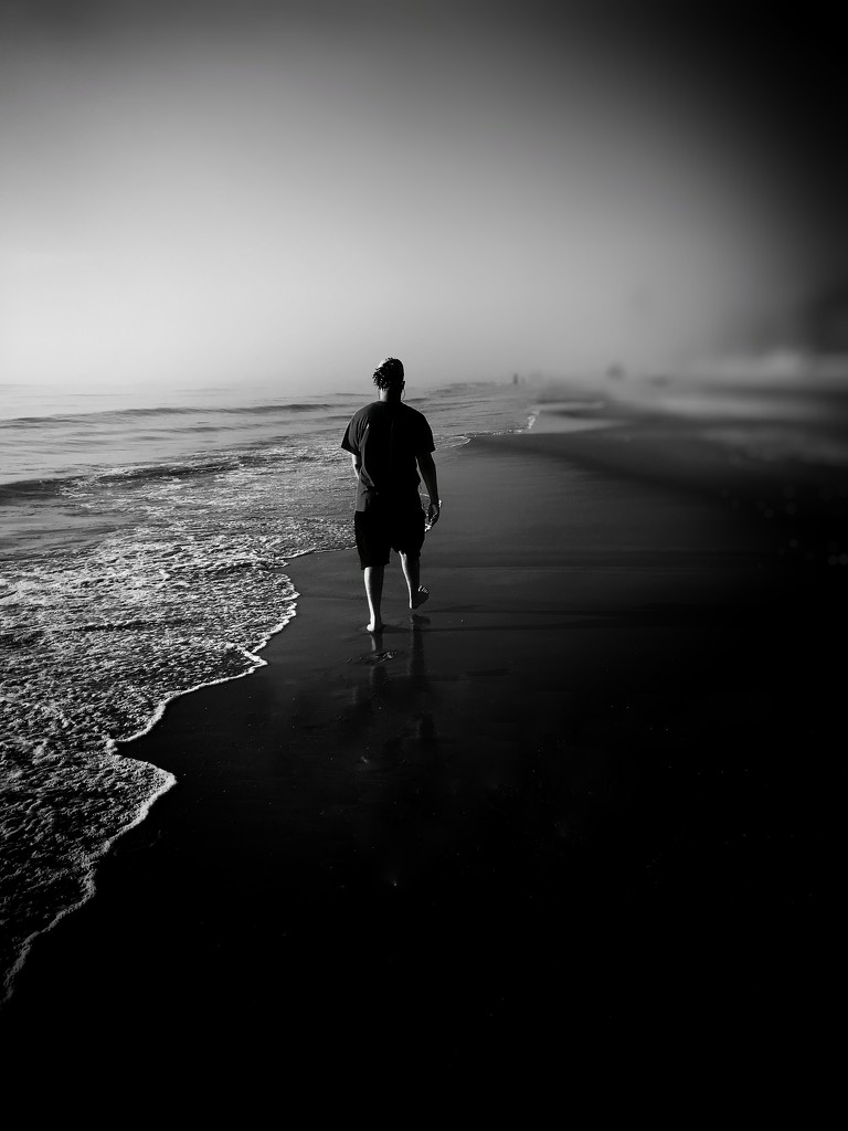 Alone but not lonely  by joemuli