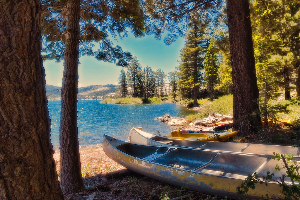 Silver Lake by joysfocus